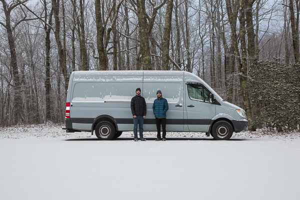 FIELD NOTES | The Bro'd Trip: January